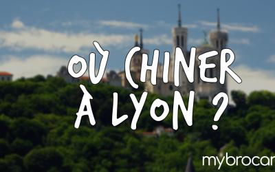 Vide-greniers et brocantes à Lyon